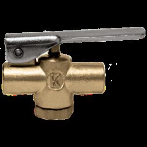 253 Quick Opening Industrial Flow Control Valve