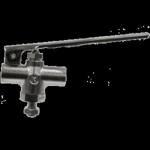 258 Quick Opening Industrial Flow Control Valve