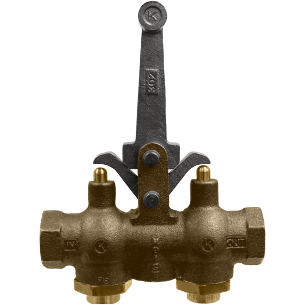 302 Locking Hoist Control Valve