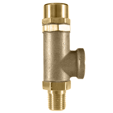 103SS Side Relief Outlet Valve