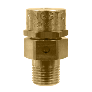128A Low Profile Pop Style Safety Valve
