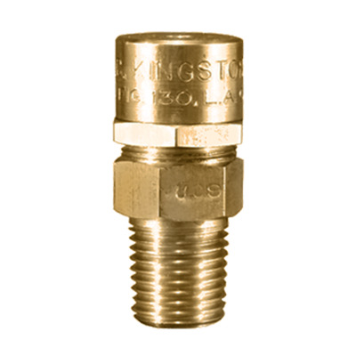 130 Low Profile Pressure Relief Style Safety Valve
