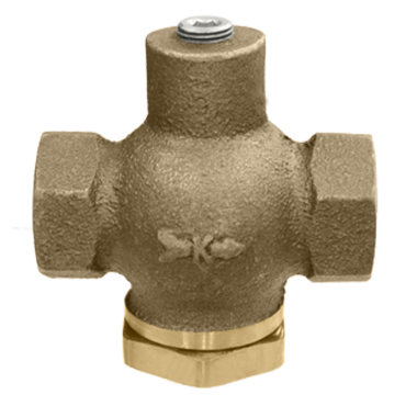 205 Brass Horizontal Anti-Hammering Check Valve