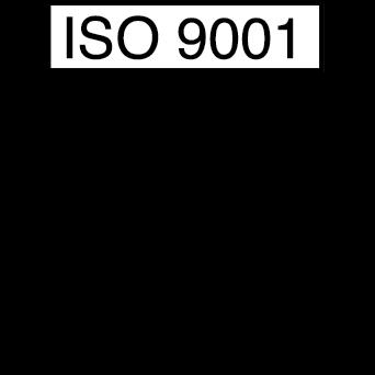 Kingston Valves ISO 9001 Logo Square