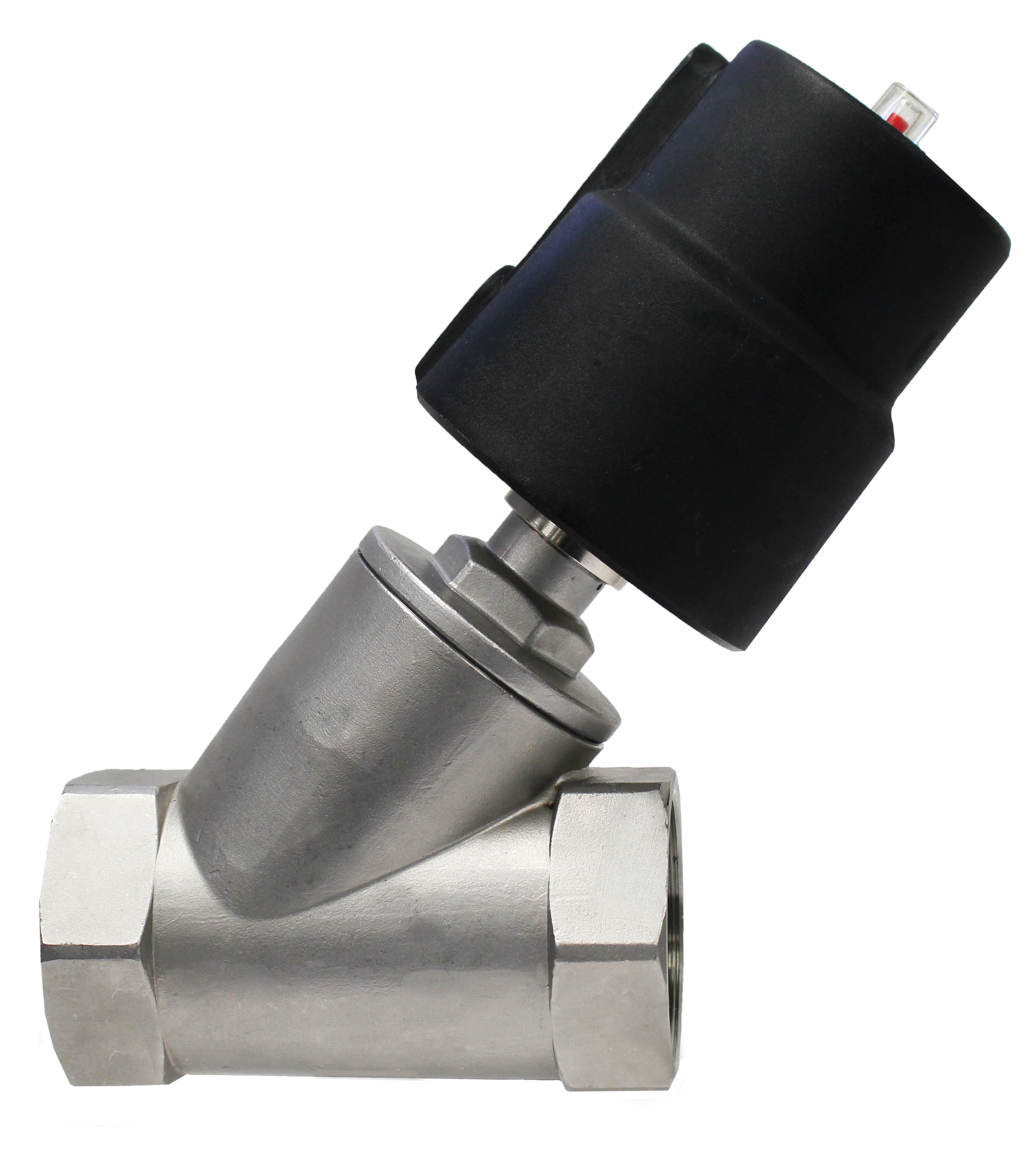 KINGSTON PNEUMTIC ANGLE VALVE KAV angle seat valve